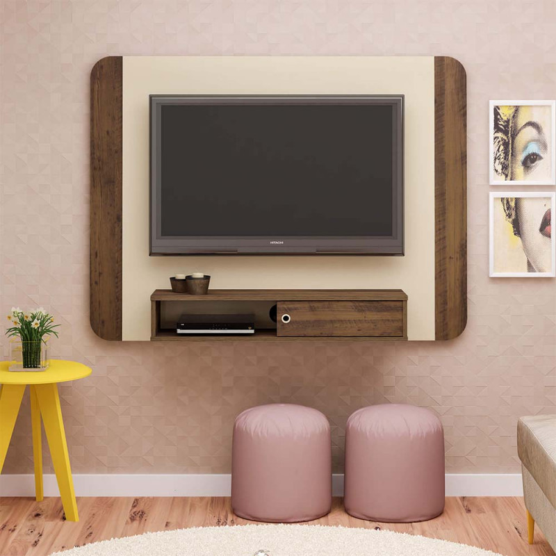 PAINEL ARTELY WAVE OFF WHITE / PINHO