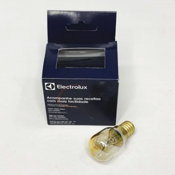 LAMPADA ELECTROLUX P/ FOGAO 127V 25W