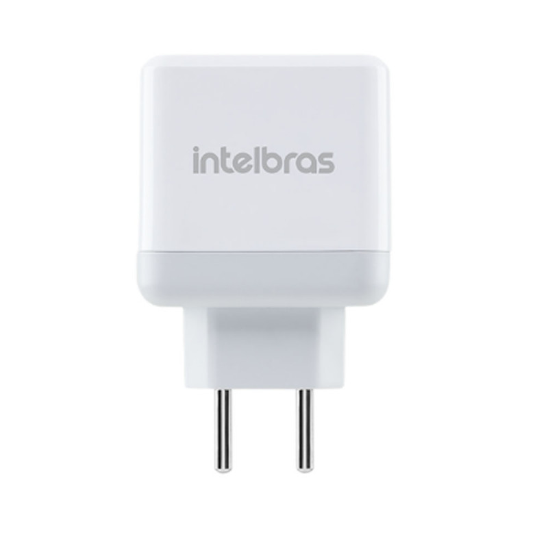 CONVERSOR DIGITAL INTELBRAS AC/DC FONTE USB - EC 2 FAST
