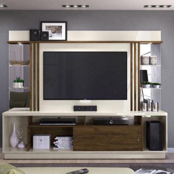 HOME MADETEC THEATER FRIZZ GOLD OFF WHITE / SAVANA
